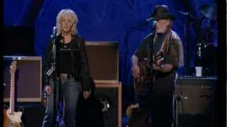 Watch Lucinda Williams Overtime video