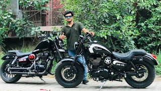 Royal Enfield modified | into Harley Davidson | Bobber Style | Cruiser Style | Vampvideo |