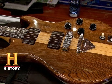 pawn stars: 1970s ibanez guitar | history