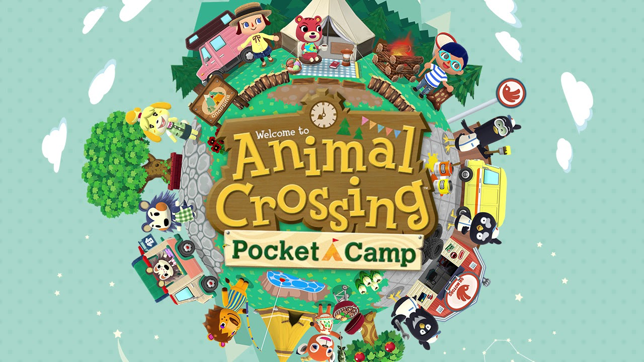 Animal Crossing: Pocket Camp OST - Campcar Invitation