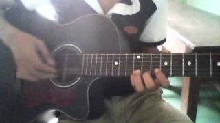 Dễ thương - guitar acoustic