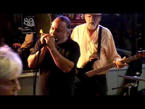 Toolshed Band Blues Jam @ The Draw 10 Bar & Grill ~ Ron Cook & Friends - 8/2/2017