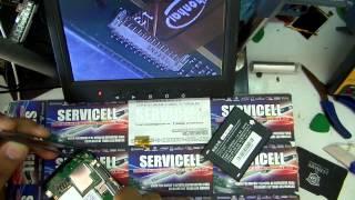 reparacion Alcatel® One Touch 4007a no da display o sale distorcionado