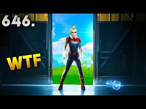 Fortnite Funny WTF Fails and Daily Best Moments Ep.646
