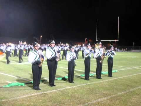Viera High School Marching Band - Part 1