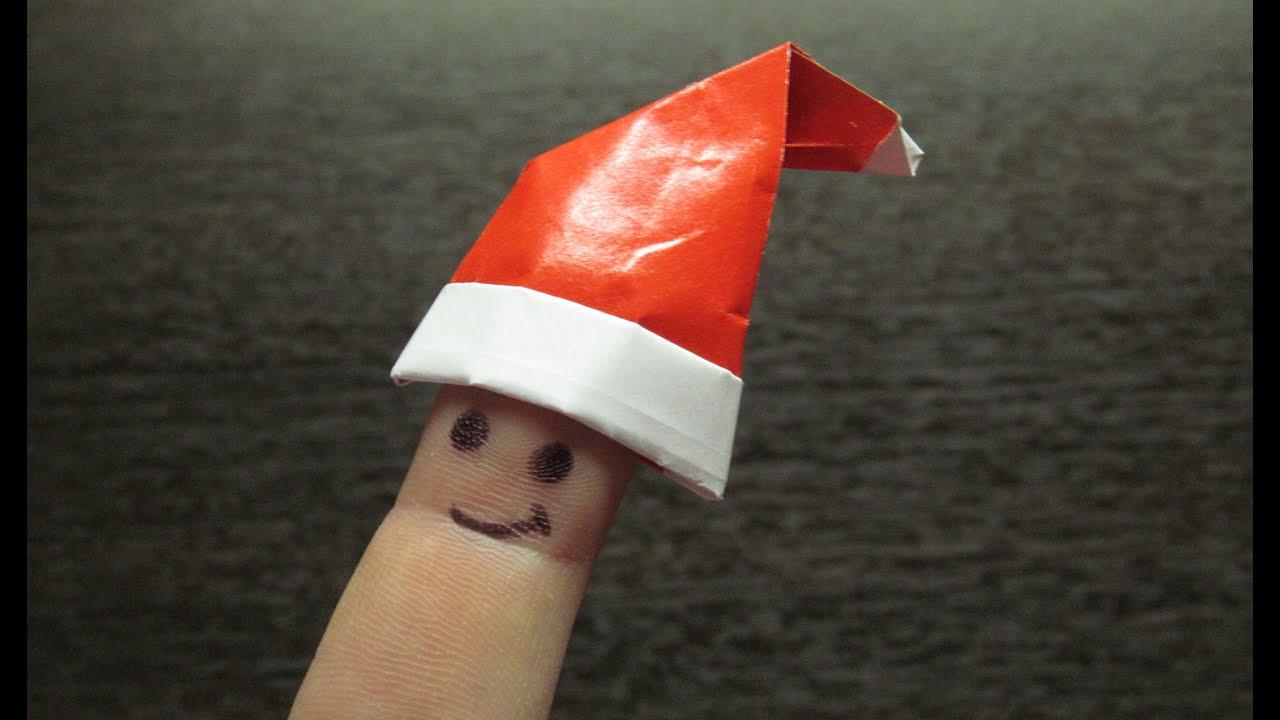 Como hacer un sombrero de papel adornos navide os - Adornos navidenos paso a paso ...