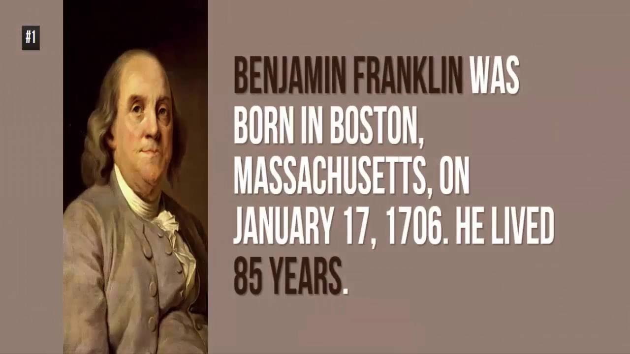 surprising facts about benjamin franklin things you didn t 22 surprising facts about benjamin franklin 22 things you didn t know about benjamin franklin