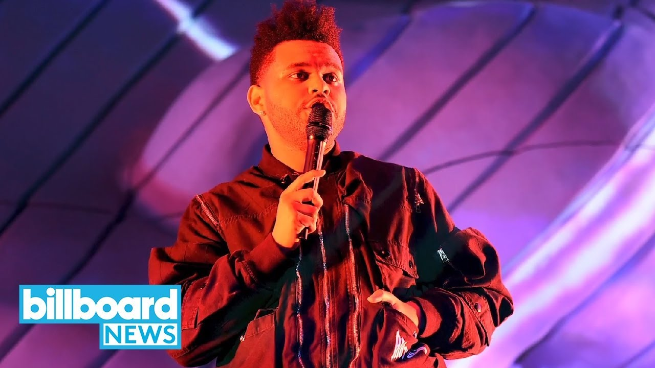 The Weeknd's 'Heartless' Hits No. 1 on Billboard Hot 100 | Billboard News