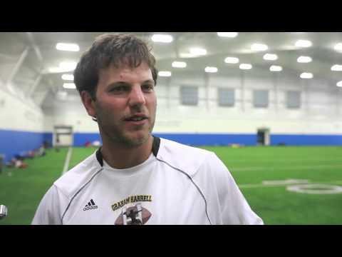 Former Tech quarterback holds passing camp