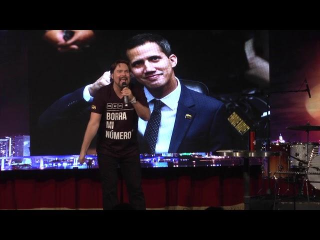 El Show de GH 17 de Ene 2019 Parte 5