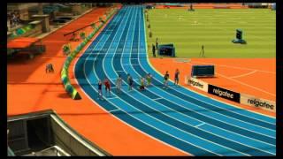Summer Challenge - Athletics Tournament (Wii) - 100m 9.44s