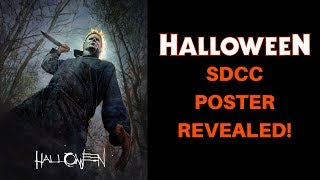 Halloween 2018 Comic Con Poster Revealed!