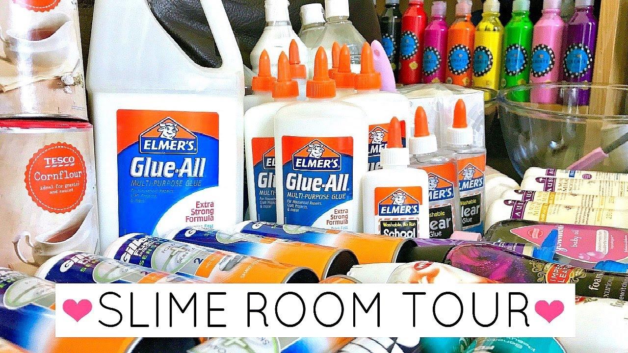 Slime Room Tour