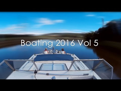 Boating 2016 Vol 5 -  Strood Part 2