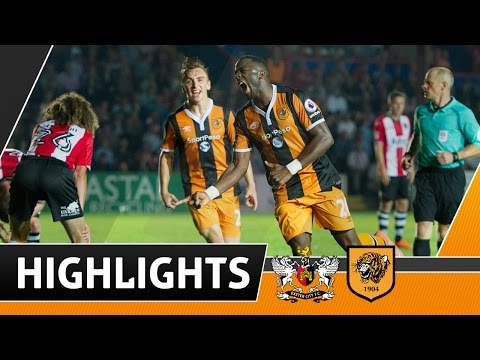 Exeter City 1 The Tigers 3 | Highlights | 23.08.16
