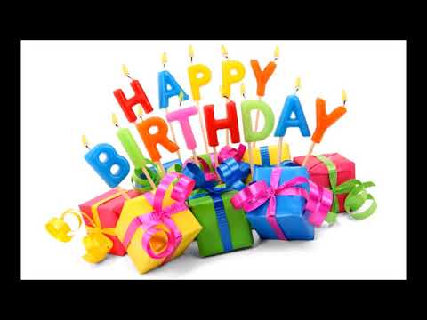 Original Happy Birthday Song Mp3 Free Download In English