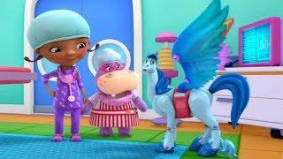 Доктор Плюшева: Клиника для игрушек. Сезон 4 серия 17 | Мультфильм Disney