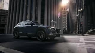 More Power for Your Pursuit | MAZDA CX-30 2.5 Turbo AWD | MAZDA USA