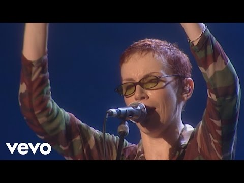 Eurythmics - There Must Be an Angel (Playing with My Heart) (Peacetour Live)