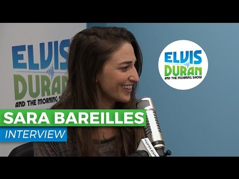 Sara Bareilles Chats About Broadway Life, Writing 'Waitress' and Wanting a Puppy!