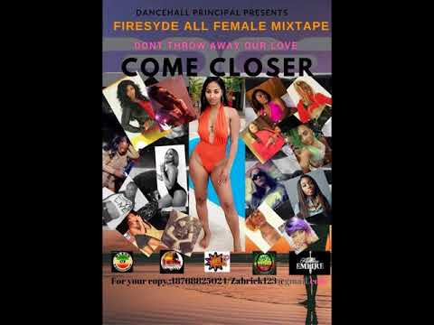 2018 REGGAE DANCEHALL ALL FEMALE MIX by Firesyde (Jamaica)
