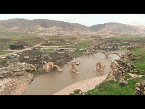 La città millenaria di Hasankeyf, una diga la farà scomparire