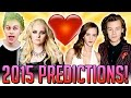 2015 - New Years Predictions - Celebrity Romance Edition!