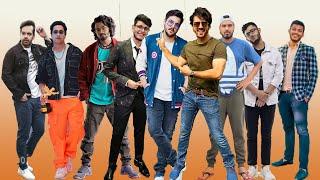 Youtubers Height Comparison 2021  30 Popular Youtuber   Suryakant Sen