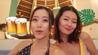She Teaches Me How To Dance *Drunk - VLOG