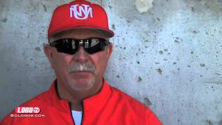 2014 Lobo Baseball | Coach Ray Birmingham: Mountain West Tournament Preview Press Conference
