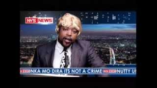 Nutty Nys feat. Abe Molamu - Nka Mo Dira (Martin Brodin Remix)