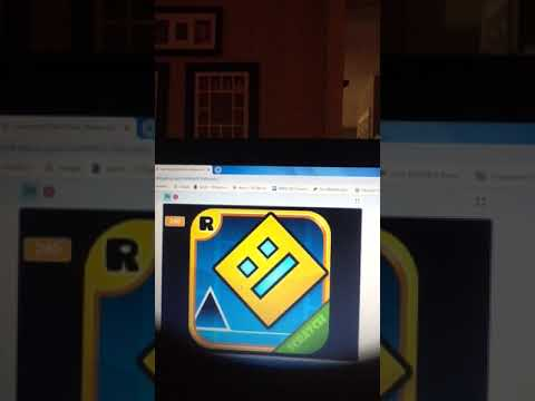 Geometry Dash Scratch - Sonic Wave Noclip