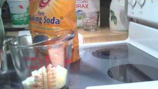How To Make Homemade Laundry Detergent with 100% Lard Soap