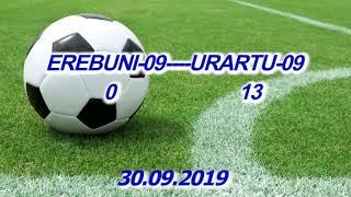 EREBUNI-09 VS URARTU-09 30.09.2019