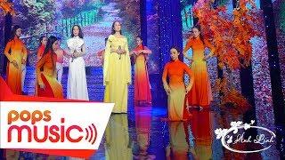 """Em gái và con gái Hoài Linh song ca mê mẩn Phương Trang - Ánh Linh """"Con Đường Xưa Em Đi"""""""