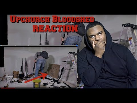 Upchurch BloodShed REACTION- DaManTV