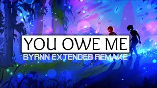 The Chainsmokers You Owe Me Byrnn Extended Remake