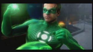 Green Lantern Full game Walktrought Gameplay part 1 XBOX 360 PS 3 PC