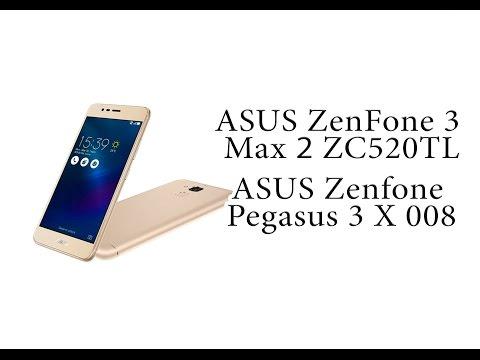 ASUS ZenFone 3 Max ZC520TL (ASUS Zenfone Pegasus 3 Х 008)