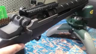 Norinco M305 aka M14 @ the range