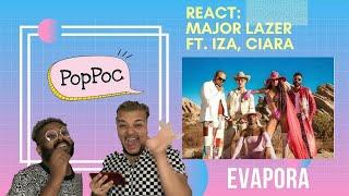 Baixar REACT: Iza, Ciara and Major Lazer - Evapora