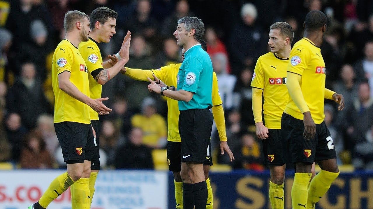 Highlights Watford 0 3 Norwich City Youtube