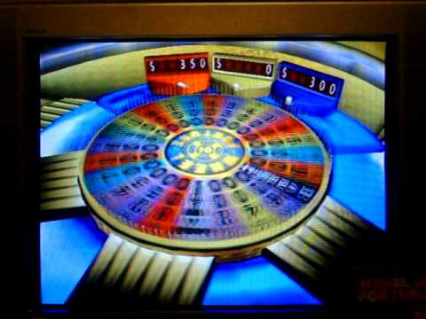 wheel of fortune playstation game 34
