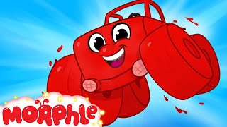 My Red Monster Truck - My Magic Pet Morphle Episode 13