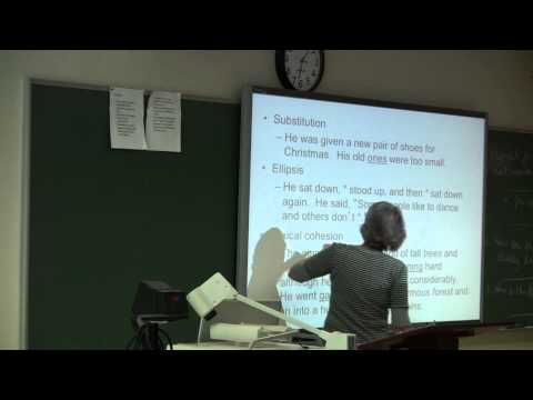 ELL Conference 2012: Building Vocabulary for Teaching ELLs