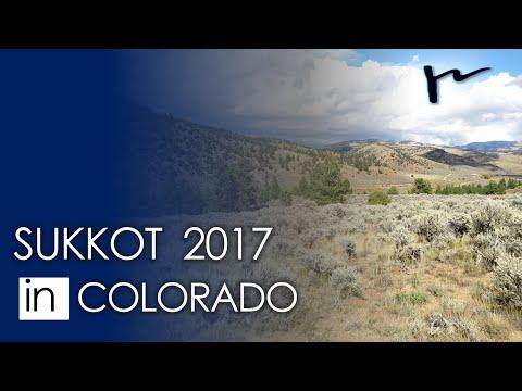 Sukkot Gathering in Colorado