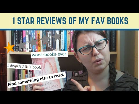 I Read 1 Star Reviews Of My Favorite Books