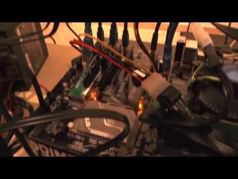 ASUS Z270-P - 8 GPU Setup & Configuration