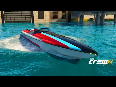 POWER BOAT RACING - The Crew 2 Beta Gameplay (PS4 Pro)