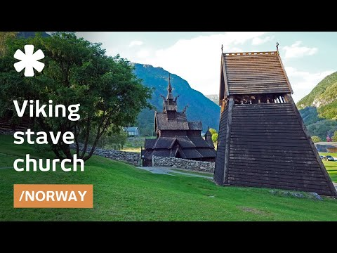 When wood beats steel: Norse church in shape after 800 years